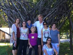 2017 Retreat Attendees