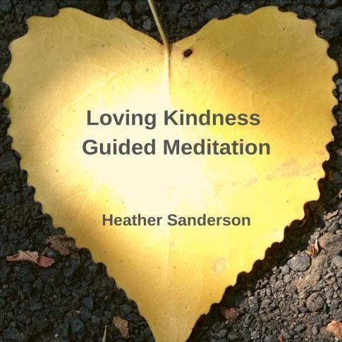 Album Cover - Loving Kindness Guided Meditation